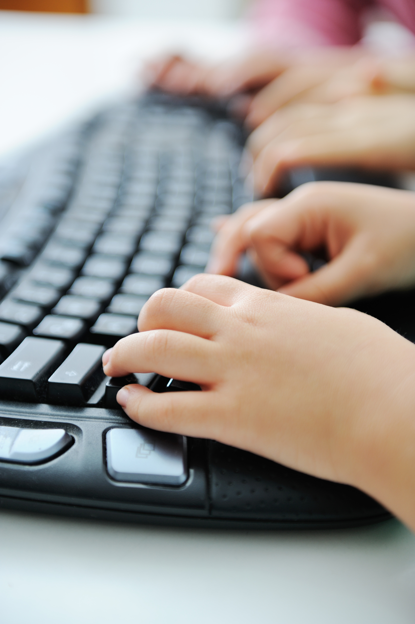 Typing On Keyboard 6 Tech Best Practices ...