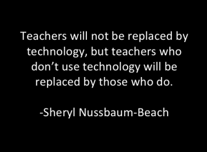 tech ed quote