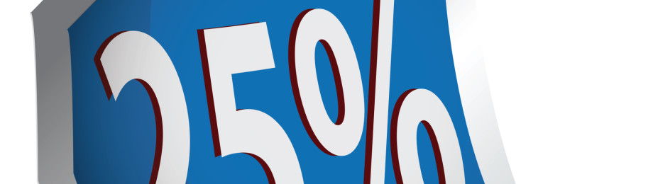 12712194 discount sale stickers vector