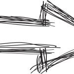 11804706 Sketch arrow collection