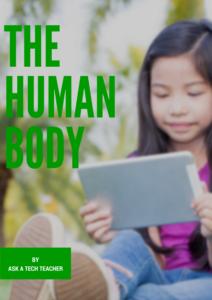 human body lesson plan