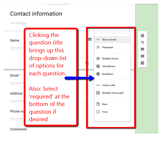 How to Use Google Forms in the Classroom « Jacqui Murray