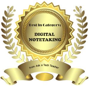 best-in-category-digital-notetaking