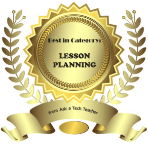 best-in-category-lesson-planning