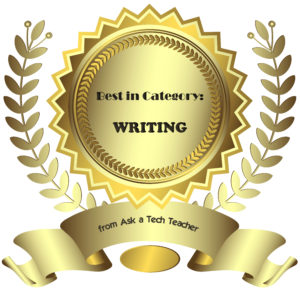 best-in-category-writing