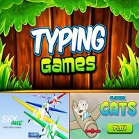 Keyboard Typing Games