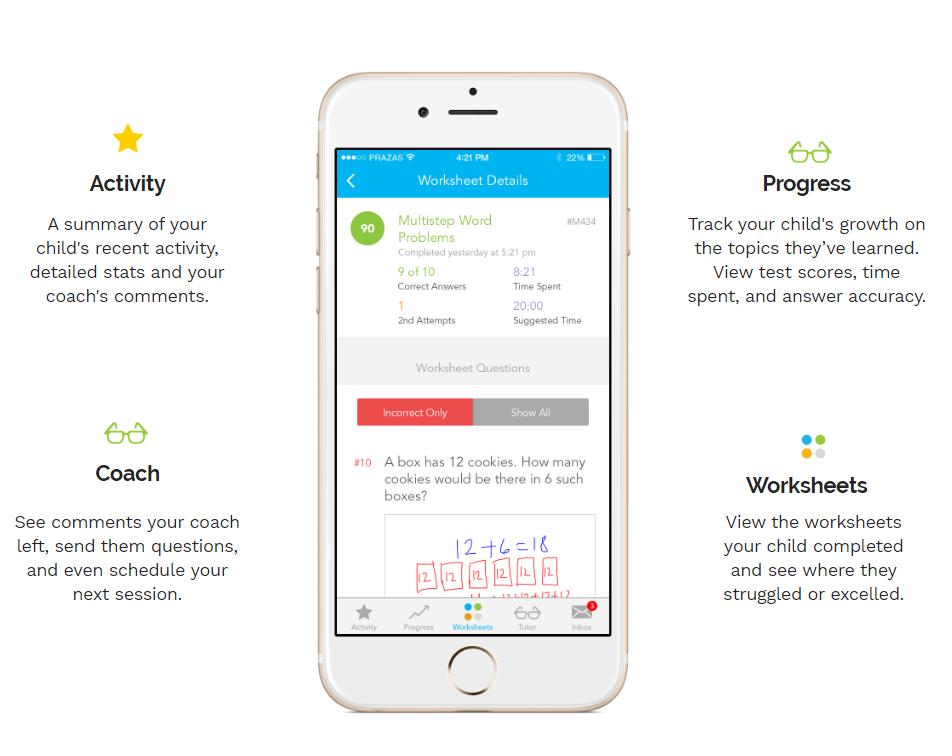 Energize your math program with thinkster math ask a tech teacher parent insight app fandeluxe Choice Image