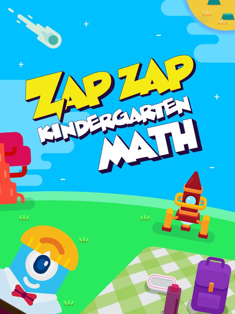 Zap Zap Kindergarten Math–Clever, Engaging Early Math Lessons | Ask ...