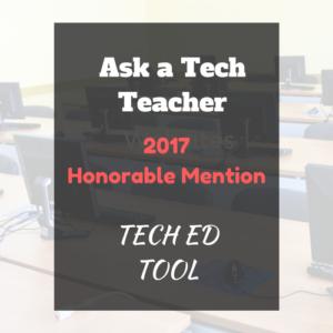 top tech ed tools