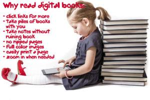 why digital books