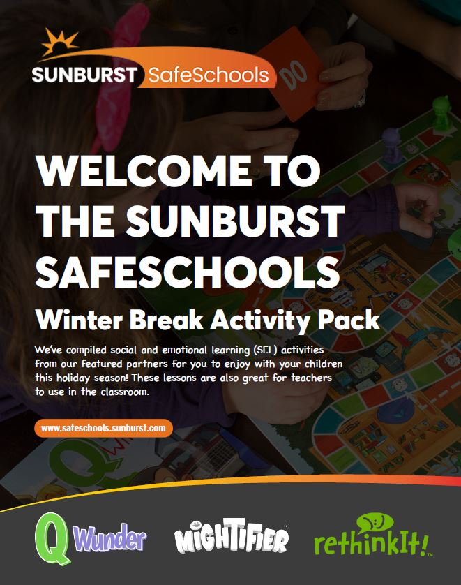 sunburst SEL free activities