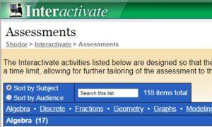 interactivate